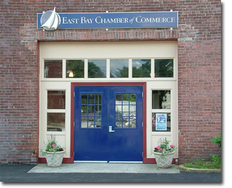 East Bay Chamber of Commerce Front Door | East Bay Chamber of Commerce | Warren, RI